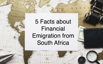 5 Facts about Financial Emigration from South Africa